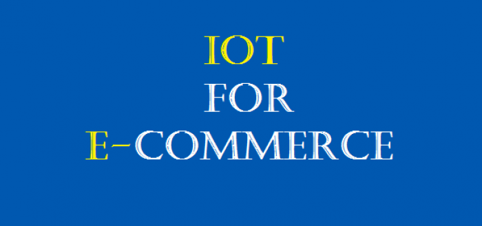 internet of things role in ecommerce technology