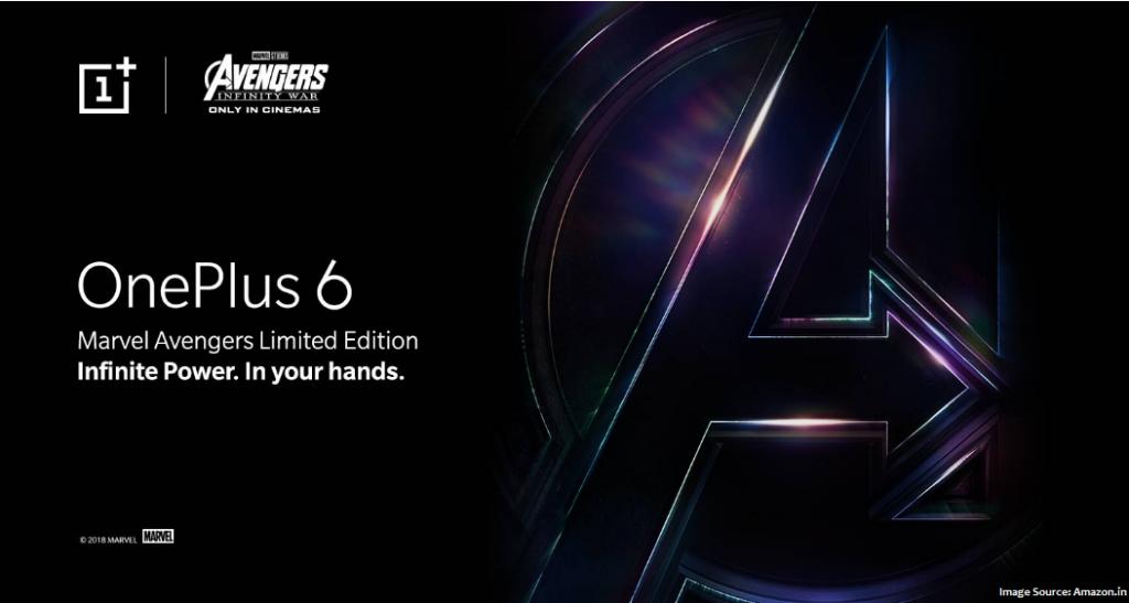 OnePlus 6 - Avengers_Infinite War