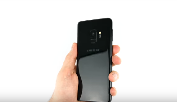 Samsung Galaxy S9 - Review - Camera