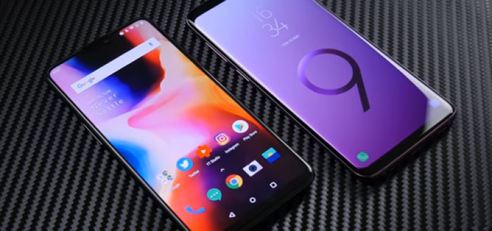 Samsung Galaxy S9 Vs OnePlus 6 Which Is Better To Buy_Featured
