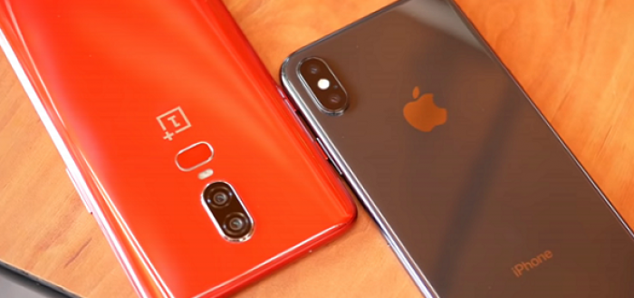 OnePlus 6 Vs iPhone X_Titans At Their Best_Featured