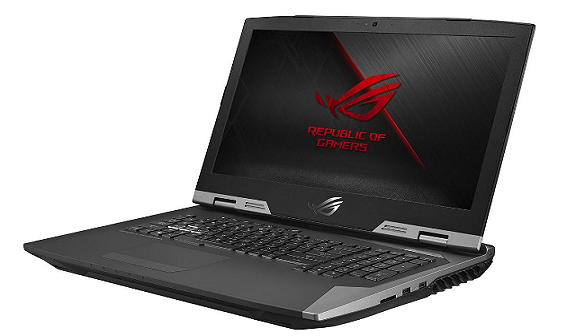 Top 10 Laptops You Can Use for Both Gaming and Business_Asus ROG G703GI
