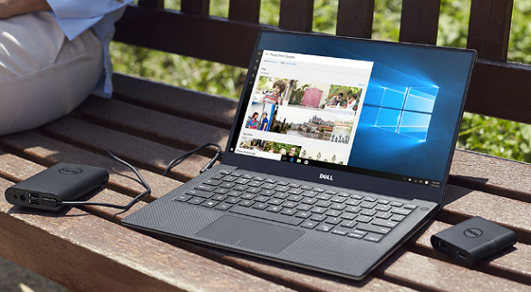 Top 10 Laptops You Can Use for Both Gaming and Business_Dell XPS 13
