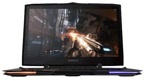 Top 10 Laptops You Can Use for Both Gaming and Business_Gigabyte Aorus X9 DT