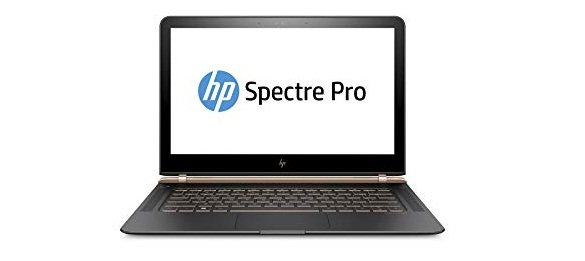 Top 10 Laptops You Can Use for Both Gaming and Business__HP Spectre Pro 13 G1