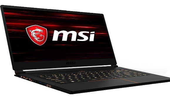 Top 10 Laptops You Can Use for Both Gaming and Business__MSI GS65 Stealth