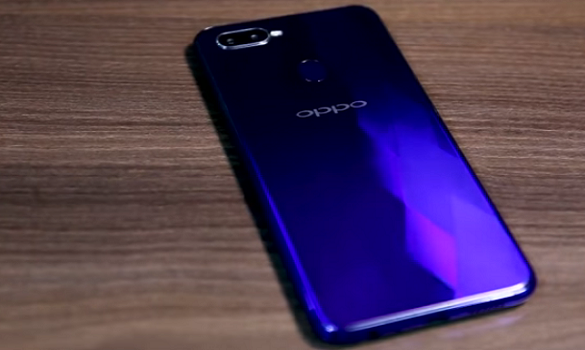 Review – Oppo F9 Pro – A Phone With Pro Design, Camera And Charging Capability_Design_Built