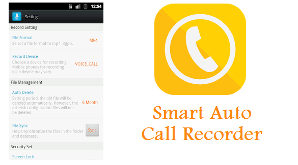7 Best Apps for Call Recording in Android Phone_Smart Auto Call Recorder Download