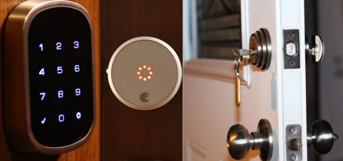 Iot Door Locks Vs Traditional Door Locks Which Is More Secured_featured