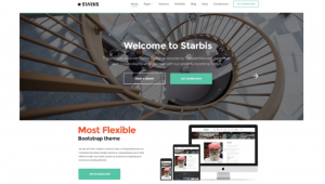 HTML5 Templates – Free Download For eCommerce & Small Business_Business Website Template