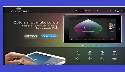20 Best Web Designing Color Tools of 2020_ColorRotate