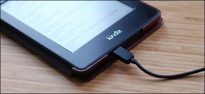 What Are The Steps To Resolve Kindle Critical Battery Error_Connect The Charger
