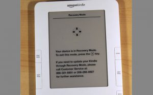 What Are The Steps To Resolve Kindle Critical Battery Error_Recovery Mode