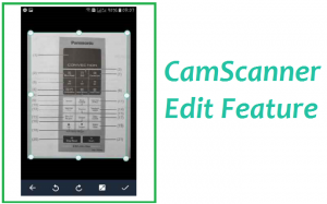 Review - CamScanner - A Mobile Scanner and PDf Creator_Edit Feature_3