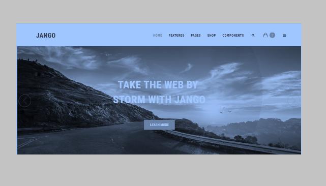 Top 10 Multi-purpose and Responsive HTML Templates_Free Download_Jango