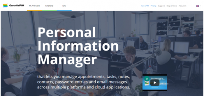 Organize & Access Information Easily With EssentialPIM_Featured
