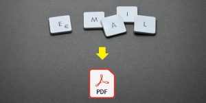 How to Import Emails and Contacts from Apple Mail to PDF_1
