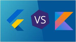 Kotlin Multiplatform vs Flutter Which one you should choose for Cross-Platform App Development_Featured